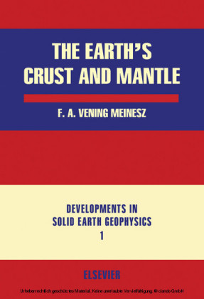 The Earth's crust and Mantle