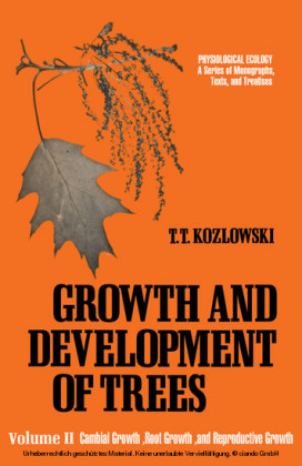 Cambial Growth, Root Growth, and Reproductive Growth
