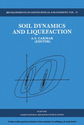 Soil Dynamics and Liquefaction