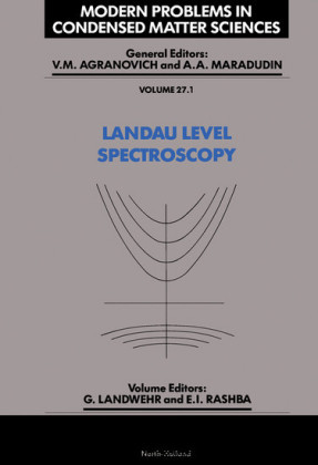Landau Level Spectroscopy