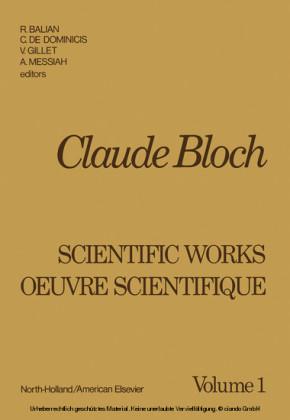 Claude Bloch