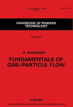 Fundamentals of Gas Particle Flow