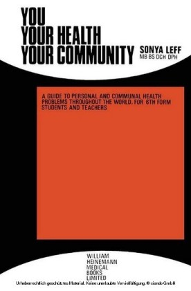 You . . . Your Health . . . Your Community