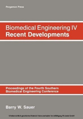 Biomedical Engineering IV