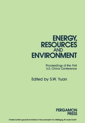 Energy, Resources and Environment