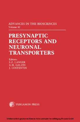Presynaptic Receptors and Neuronal Transporters