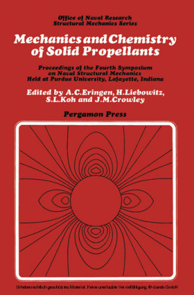 Mechanics and Chemistry of Solid Propellants
