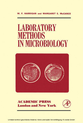 Laboratory Methods in Microbiology