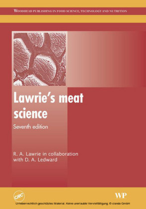 Lawrie's Meat Science