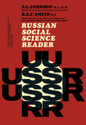 Russian Social Science Reader