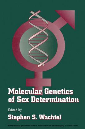 Molecular Genetics of Sex Determination