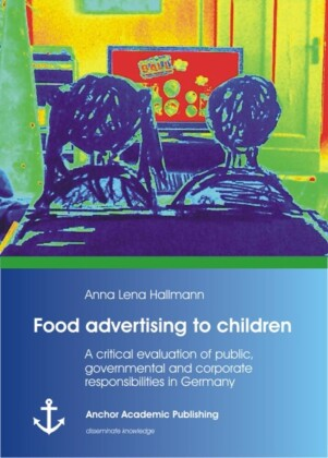 Food advertising to children