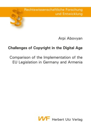 Challenges of Copyright in the Digital Age