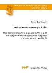Verbandssanktionierung in Italien