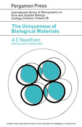 The Uniqueness of Biological Materials