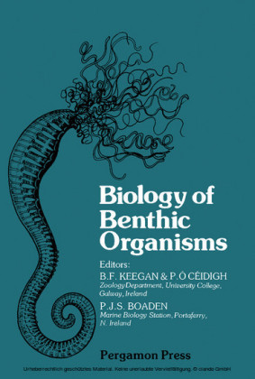 Biology of Benthic Organisms