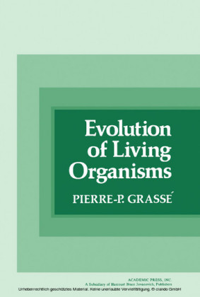 Evolution of Living Organisms