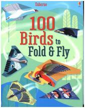 100 Birds to fold and fly Cover