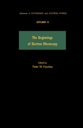 The Beginnings of Electron Microscopy