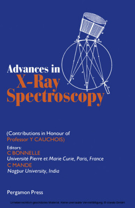 Advances in X-Ray Spectroscopy