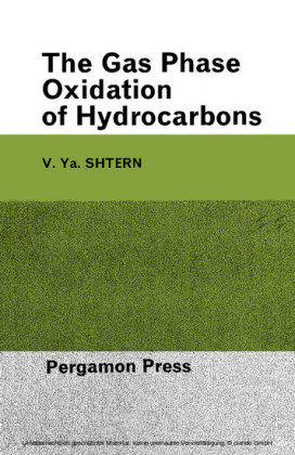 The Gas-Phase Oxidation of Hydrocarbons