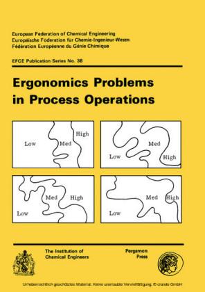 Ergonomics Problems in Process Operations