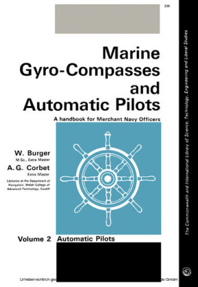 Marine Gyro-Compasses and Automatic Pilots