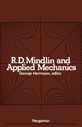 R.D. Mindlin and Applied Mechanics