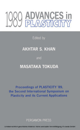 Advances in Plasticity 1989