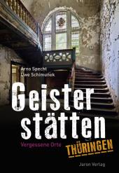 Geisterstätten Thüringen Cover