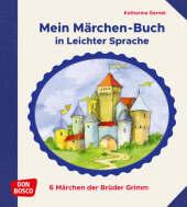 Mein Märchen-Buch in Leichter Sprache Cover