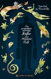 Die wundersamen Koffer des Monsieur Perle Cover