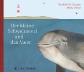 Der kleine Schweinswal und das Meer Cover