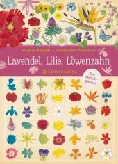 Lavendel, Lilie, Löwenzahn Cover