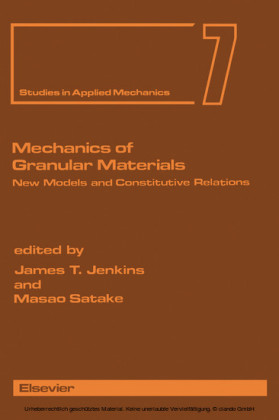 Mechanics of Granular Materials