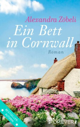 Ein Bett in Cornwall