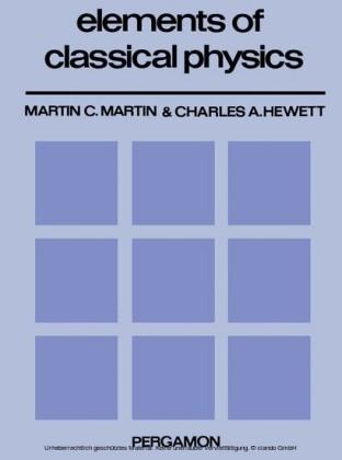 Elements of Classical Physics