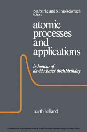 Atomic Processes and Application