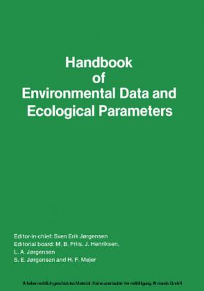 Handbook of Environmental Data and Ecological Parameters