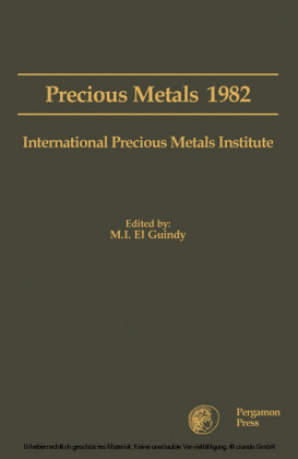 Precious Metals 1982