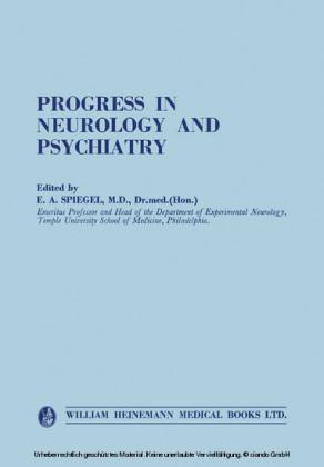 Progress in Neurology and Psychiatry
