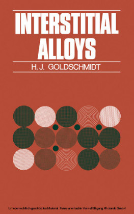 Interstitial Alloys