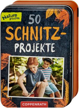 50 Schnitz-Projekte, 52 Karten