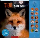 Tiere in der Nacht, m. Soundeffekten Cover