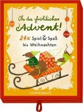 Schachtelspiel - Oh du fröhlicher Advent! (Spiel)