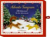 Schachtelspiel - Advents-Tangram (Spiel)