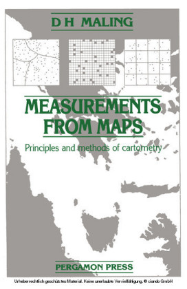 Measurements from Maps
