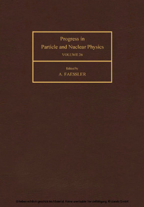 Particle and Nuclear Physics