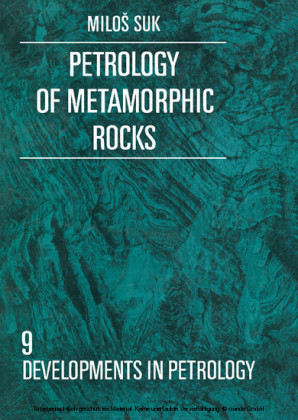 Petrology of Metamorphic Rocks
