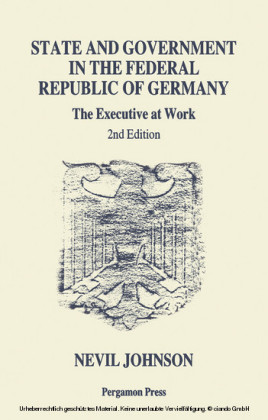 State & Government in the Federal Republic of Germany